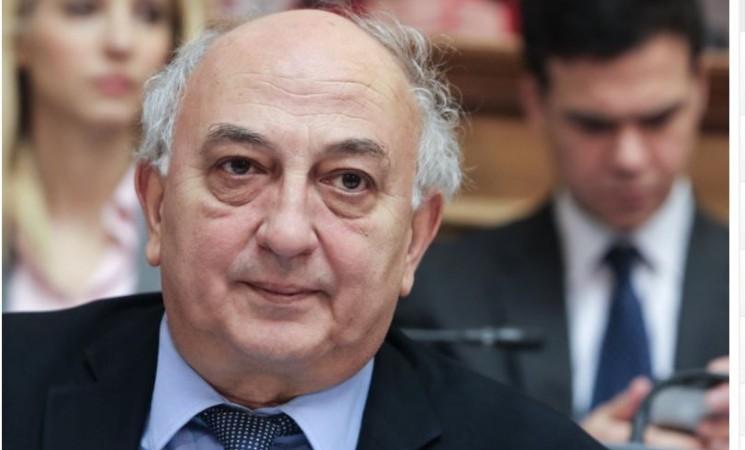 Ο Γιάννης Αμανατίδης στο «Κανάλι 1» του Πειραιά (ηχητικό)