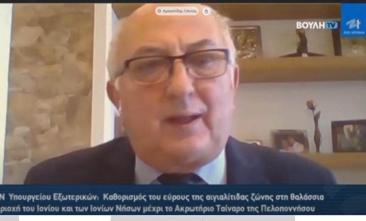 «Χρειάζεται τομή για εθνική στρατηγική με όραμα και πυξίδα- Κρίσιμο το 2021» (video)