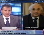 Ο Γιάννης Αμανατίδης στο «Εγνατία TV» (video)