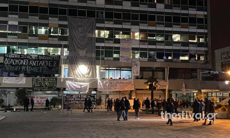 ΣΥΡΙΖΑ Θεσσαλονίκης για ΑΠΘ: Η κυβέρνηση έχει επιλέξει το δρόμο του αυταρχισμού