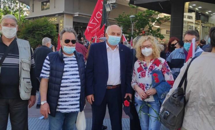Νεολαία και εργαζόμενοι της Θεσσαλονίκης απέναντι στους αντεργατικούς σχεδιασμούς